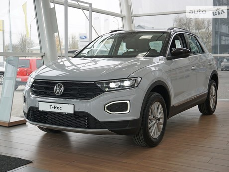 Volkswagen T-Roc 2020