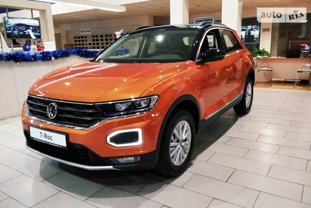 Volkswagen T-Roc Style Limited