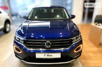 Volkswagen T-Roc 2020 Style Limited