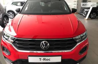 Volkswagen T-Roc 1.5 TSI DSG (150 л.с.) 2021