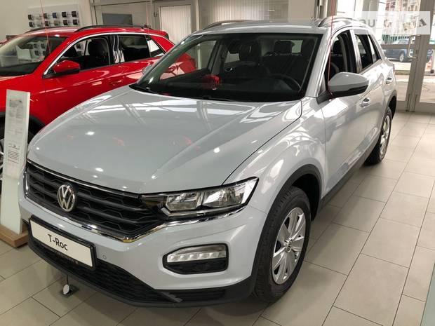 Volkswagen T-Roc Life