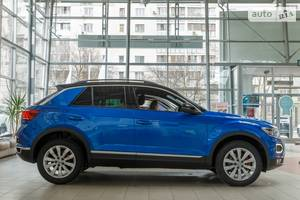 Volkswagen T-Roc 1.5 TSI DSG (150 л.с.) Sport 2020