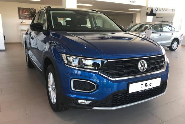 Volkswagen T-Roc Style Limited