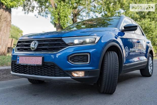Volkswagen T-Roc Individual