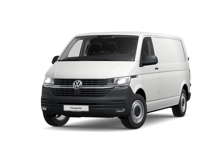 Volkswagen T6 (Transporter) груз 2021