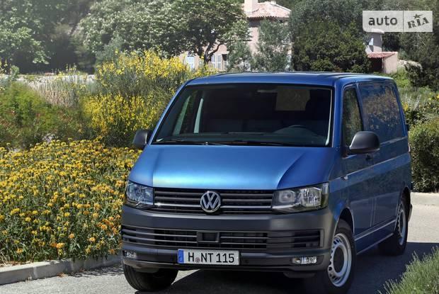 Volkswagen T6 (Transporter) груз MD