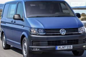 Volkswagen T6 (Transporter) груз