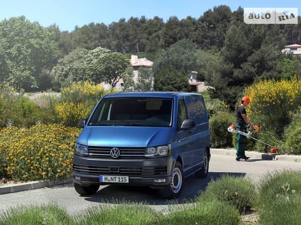 Volkswagen T6 (Transporter) груз ND