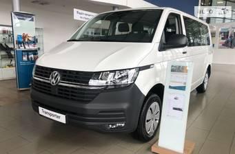 Volkswagen T6 (Transporter) пасс. 2.0 TDI MT (150 л.с.) L2H1 2021