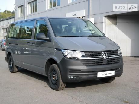 Volkswagen T6 (Transporter) пасс. 2022