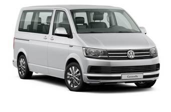 Volkswagen T6 (Transporter) пасс. 2.0 l TDI MT (103 kW) 4motion LR 2018