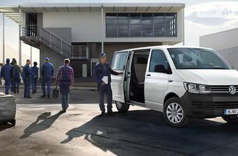 Volkswagen T6 (Transporter) пасс. 2.0 l TDI MT (75 kW) LR 2018