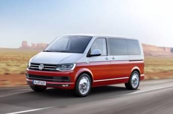 Volkswagen T6 (Transporter) пасс. 2.0 l TDI MT (103 kW) 2018