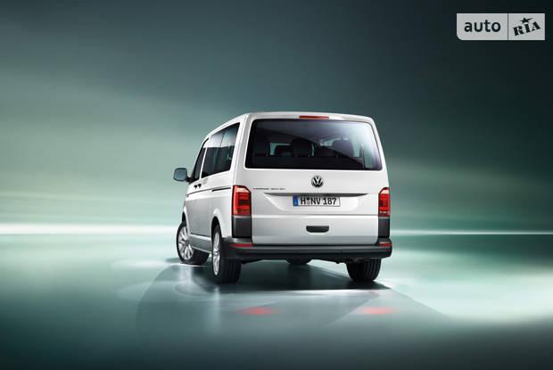 Volkswagen T6 (Transporter) пасс. City