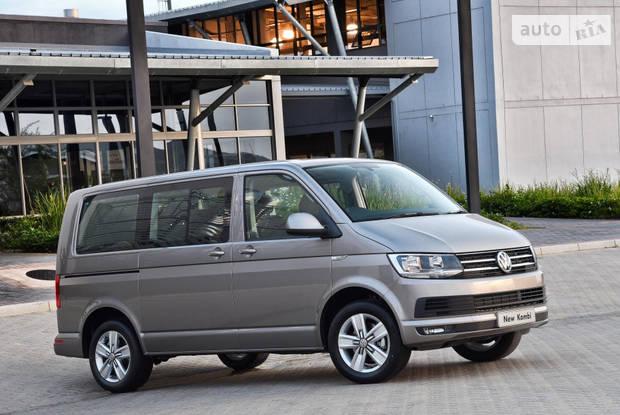 Volkswagen T6 (Transporter) пасс. City life