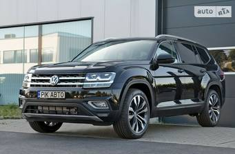 Volkswagen Teramont 3.6 FSI AT (280 л.с.) 4Motion 2020