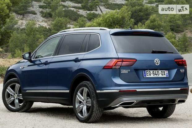 Volkswagen Tiguan Allspace Comfortline