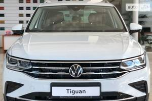 Volkswagen Tiguan 2.0 TSI DSG (220 л.с.) 4Motion Elegance 2021