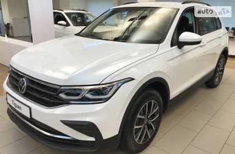 Volkswagen Tiguan 2.0 TDI DSG (150 л.с.) 4motion 2021