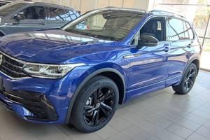 Volkswagen Tiguan 2.0 TSI DSG (220 л.с.) 4Motion R-Line 2021