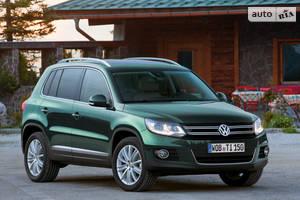 Volkswagen tiguan I покоління, 1 рестайлінг Кроссовер