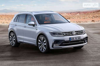 Volkswagen Tiguan New 2.0 TDI АT (190 л.с.) 4Мotion Highline 2017