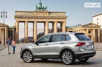 Volkswagen Tiguan New 2.0 TDI АT (150 л.с.) 4Мotion Trendline 2018