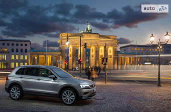 Volkswagen Tiguan New 2.0 TDI АT (190 л.с.) 4Мotion Highline 2018
