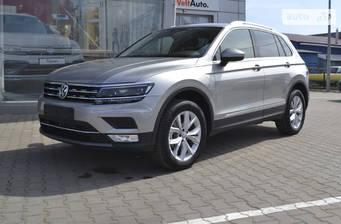 Volkswagen Tiguan New 1.4 TSI MT (150 л.с.) 2018