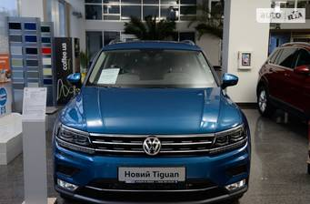 Volkswagen Tiguan New 2.0 TDI АT (190 л.с.) 4Мotion 2017