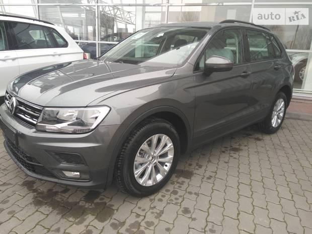 Volkswagen Tiguan Comfort Edition
