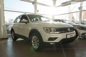 Volkswagen Tiguan New 2.0 TDI АT (150 л.с.) 4Мotion Comfort Edition 2020