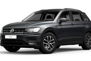 Volkswagen Tiguan New 2.0 TDI АT (150 л.с.) 4Мotion Comfort Edition 2020