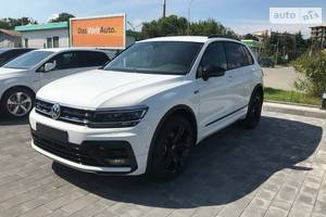 Volkswagen Tiguan New 2.0 TSI АT (220 л.с.) 4Мotion Limited Edition 2020