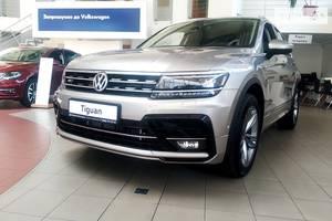 Volkswagen Tiguan New 2.0 TSI АT (220 л.с.) 4Мotion Limited Edition 2020