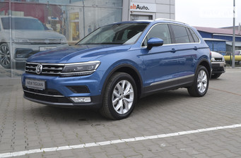 Volkswagen Tiguan New 2.0 TDI АT (150 л.с.) 4Мotion Highline 2017