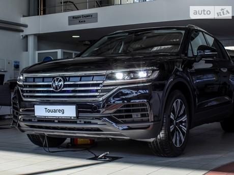 Volkswagen Touareg 2021