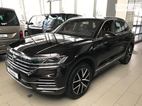 Volkswagen Touareg 2020