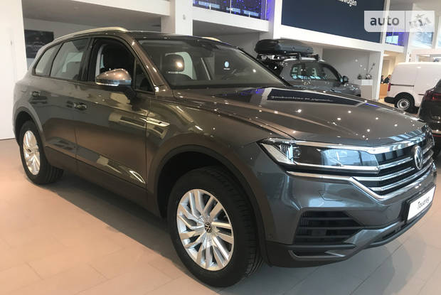 Volkswagen Touareg Limited Edition
