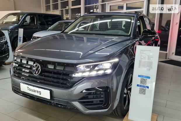 Volkswagen Touareg Ambience