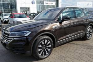 Volkswagen Touareg 3.0 TDI AT (231 л.с.) AWD Base 2021