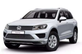 Volkswagen Touareg 3.0 l TDI АТ (245 л.с.) R-Line 2016