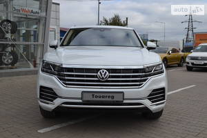 Volkswagen Touareg 3.0 TDI AT (287 л.с.) AWD Elegance 2019
