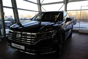 Volkswagen Touareg 3.0 TDI AT (285 л.с.) AWD Ambience 2020