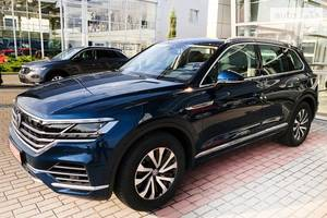 Volkswagen Touareg 3.0 TDI AT (286 л.с.) AWD Elegance 2018
