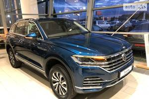 Volkswagen Touareg 3.0 TDI AT (286 л.с.) AWD Elegance 2019