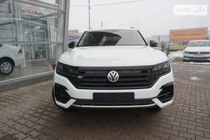 Volkswagen Touareg 3.0 TDI AT (286 л.с.) AWD R-Line 2019