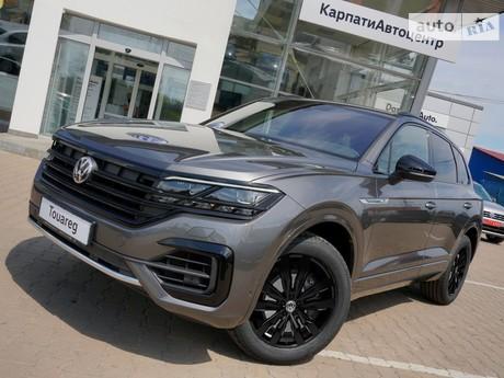 Volkswagen Touareg 2022
