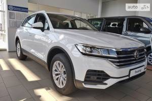 Volkswagen Touareg 3.0 TFSI AT (340 л.с.) AWD Limited Edition 2020