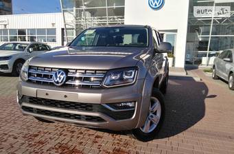 Volkswagen Amarok DoubleCab New 2.0D АT (180 л.с.) 4Motion 2019